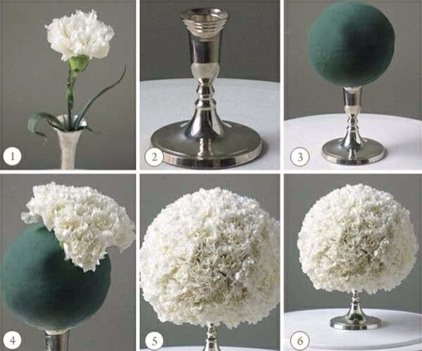 Love this diy home decor idea centrepieces pinterest home love this diy home decor idea solutioingenieria Image collections