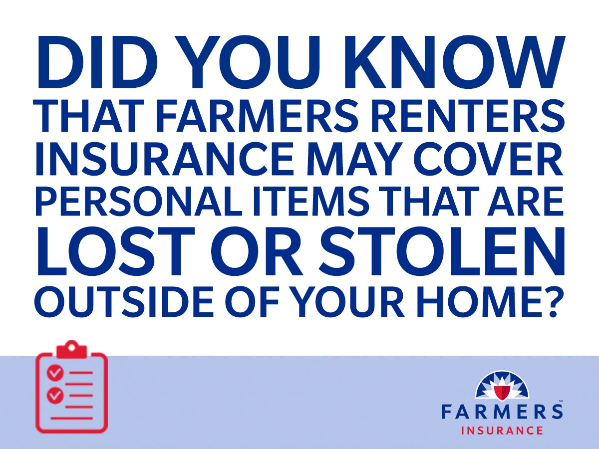 Travel Worry Free Knowing Farrmers Has Your Back Farmers