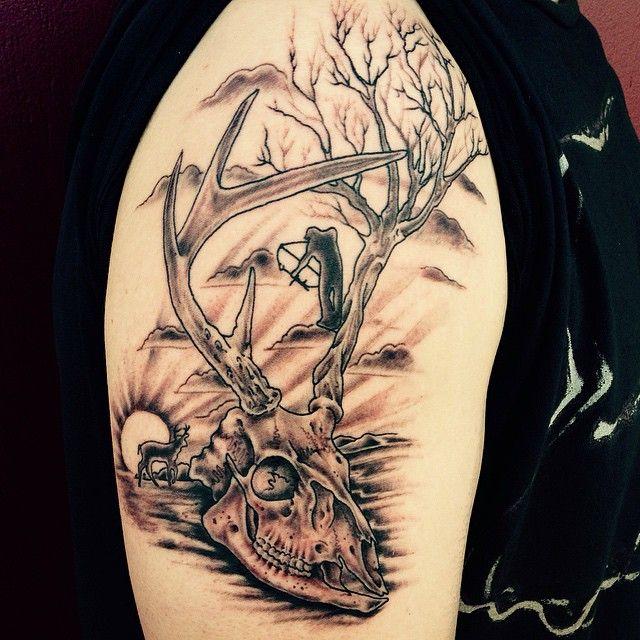 Hunting tattoos | Tattoos | Pinterest | Tattoo, Tatting ...