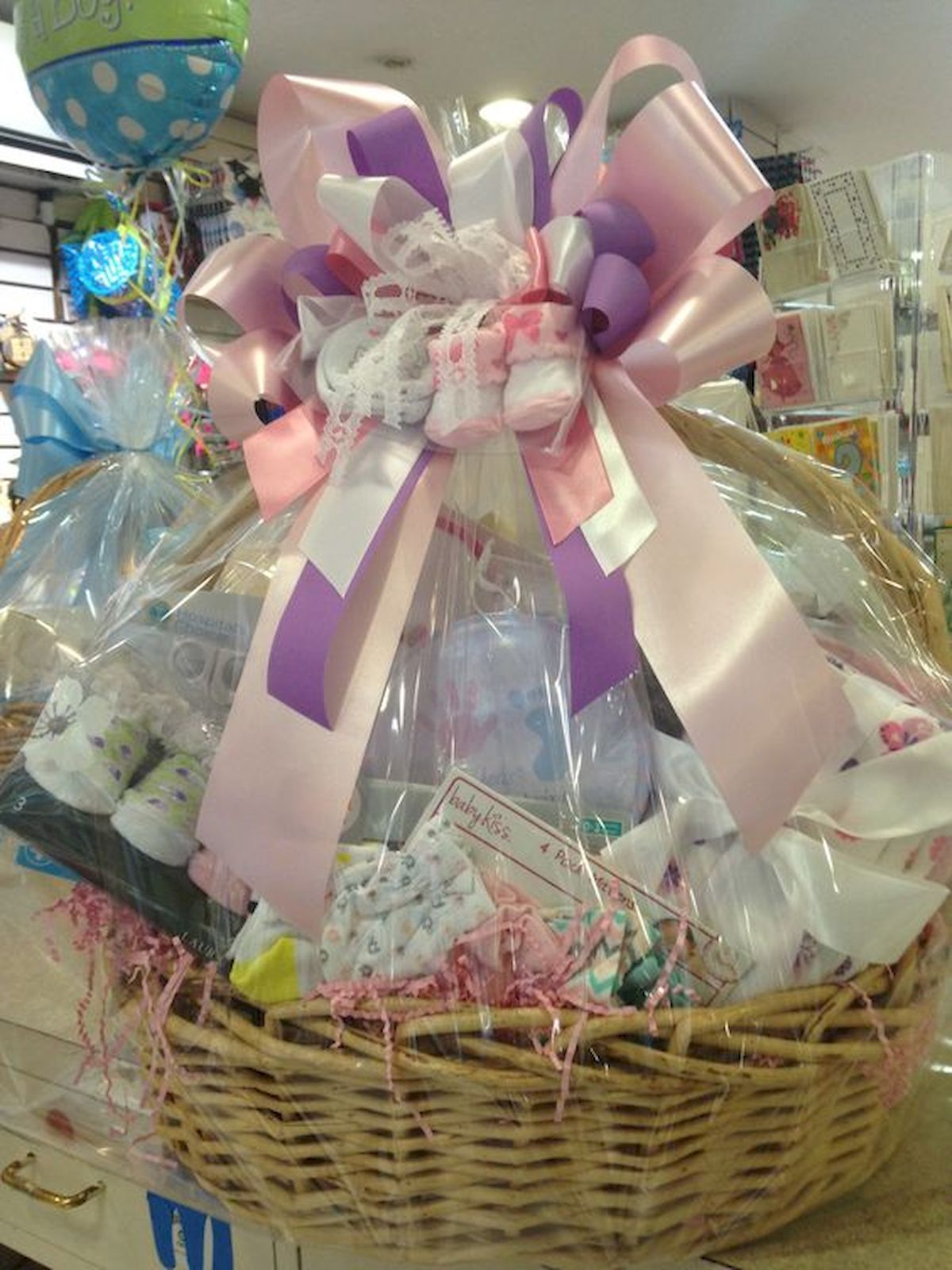 gift wrapping ideas for baby girl