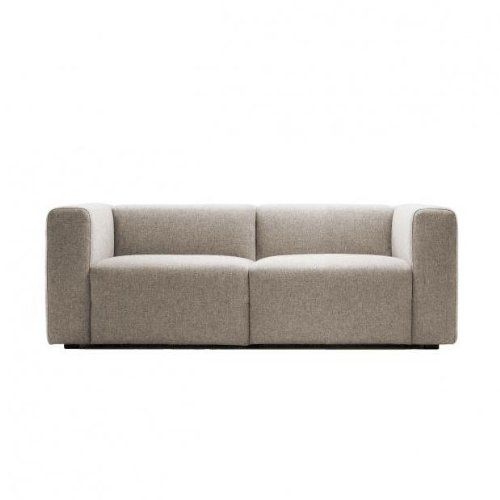 Hay Mags 2 Sitzer Sofa 194x95 5x67cm Beige Stoff Remix 233
