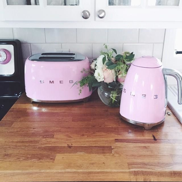 Best All My Pink Kitchen Dreams Are Coming True Home Sweet 400 x 300
