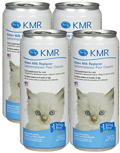 Kmr Liquid Milk Replacer For Kittens Cats 11oz Cans 4pack Wgel More Info Could Be Found At The Image Url Cat Health Cats And Kittens Health And Safety