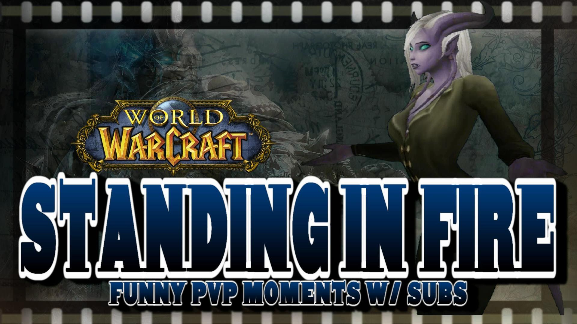 Nice World Of Warcraft Standing In Fire Funny Moments Rages In Pvp World Of Warcraft Funny Moments Warcraft