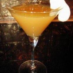Caramel Apple Orchard Martini