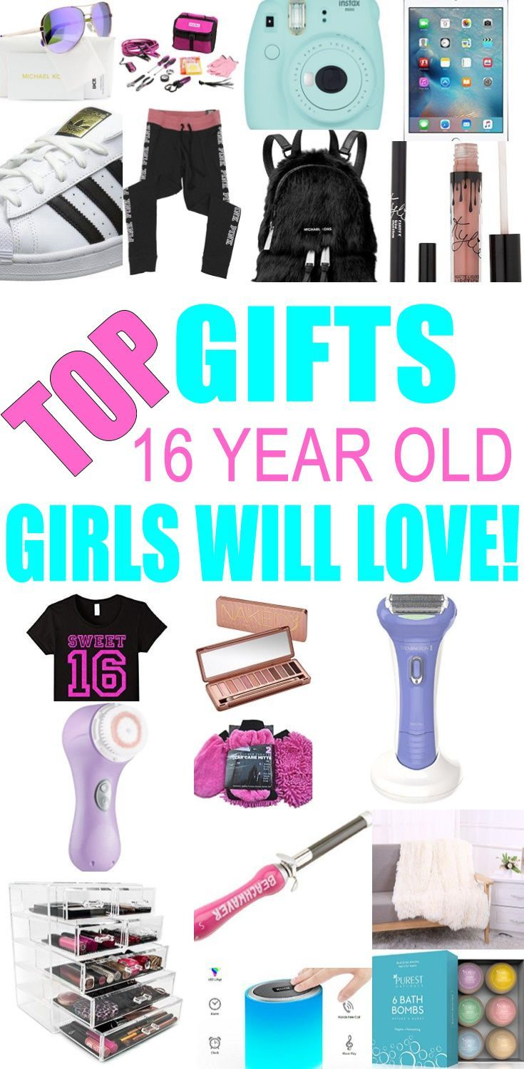 Best gifts 16 year old girls will love birthday presents