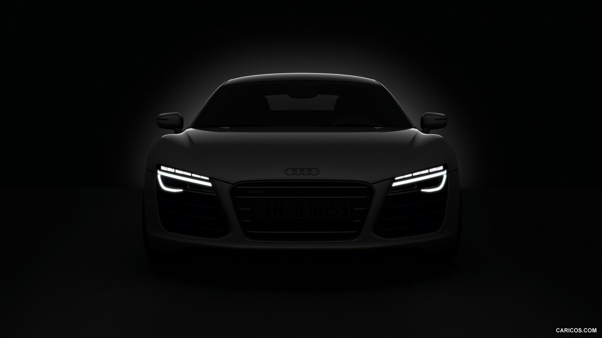 Pin By Anisha Lutchman On Eyes With Images Black Audi Audi R8 Car Headlights