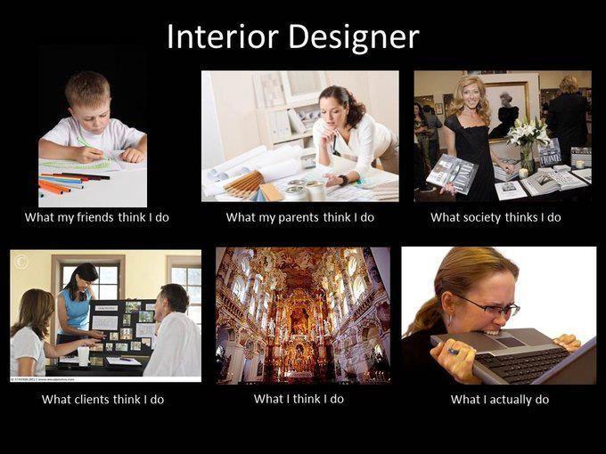 Interior Designer Jokes