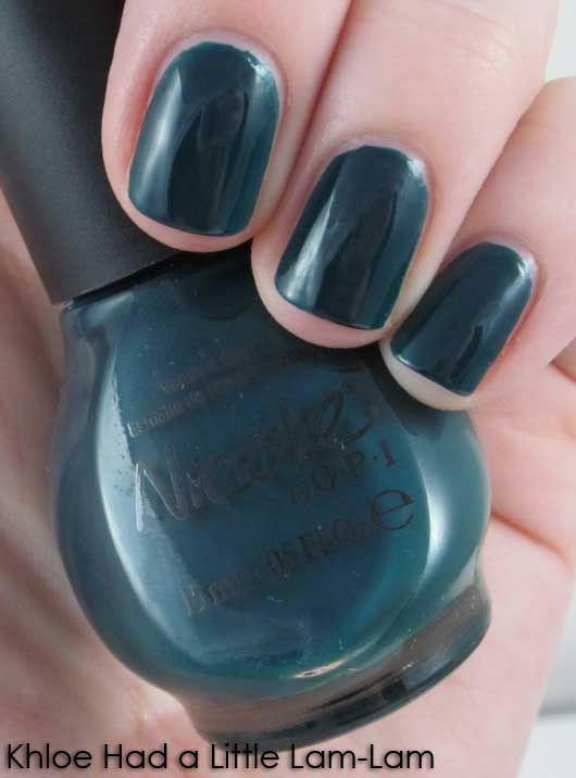 Opi nail polish Kardashian Kollection color called: khloe had a ...
