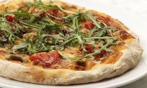 Ideas de recetas sanas y ricas. Aprende a comer sano de una manera fácil y sabrosa: Pizza vegana