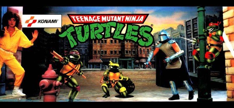 Teenage Mutant Ninja Turtles Arcade The Game Hoard Teenage Mutant Ninja Teenage Mutant Mutant Ninja Turtles