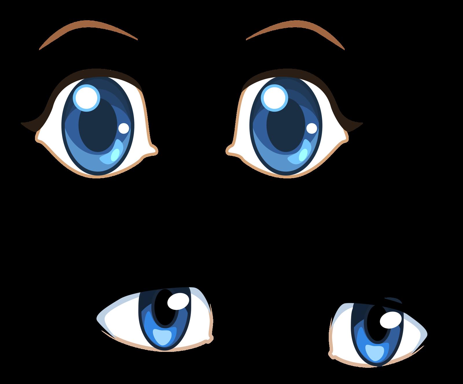 нарисовать глаза для куклы картинки как можно сформировать