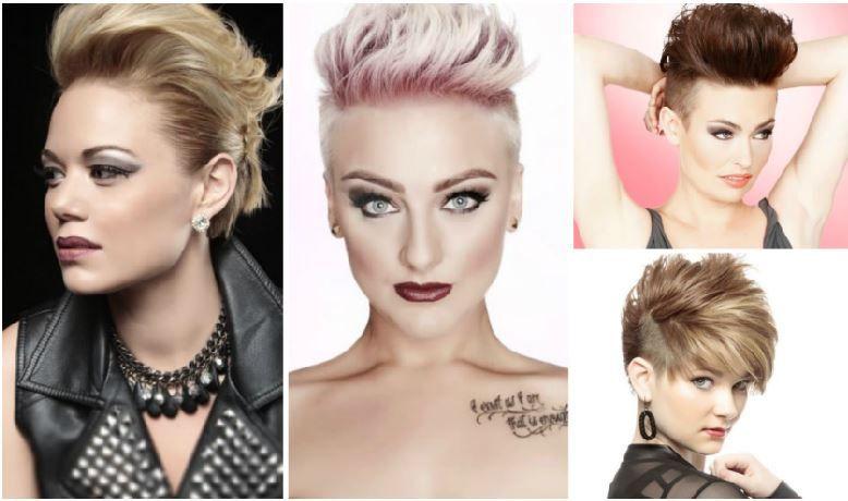 Yuvarlak Yuzlere Yakisan Kisa Sac Modelleri 2015 Kadinveblog