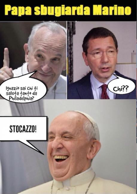 LA PIETRA TOMBALE SU IGNAZIO-STRAZIO LA METTE IL VATICANO - Grognards