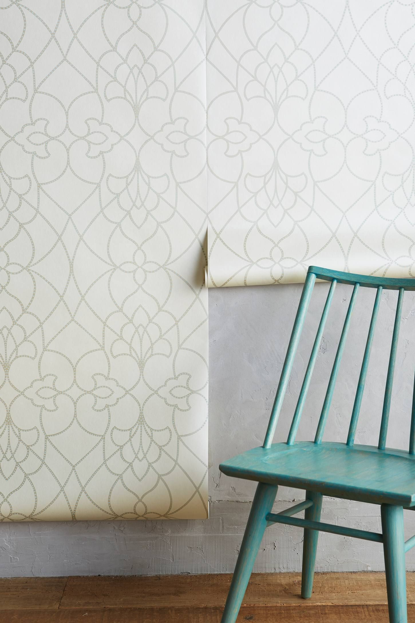 Shop the Pirouette Wallpaper and more Anthropologie at