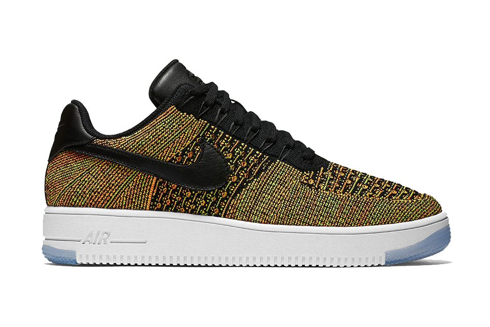 Nike Introduces Another Multicolored Air Force 1 Ultra Flyknit  64c5f366df