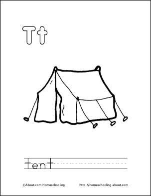 My T Book Tent Coloring Page  sc 1 st  Pinterest & Letter Q Coloring Book - Free Printable Pages