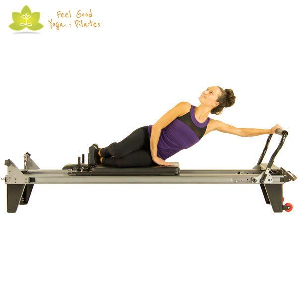 Cleopatra Pilates Reformer Exercise 2