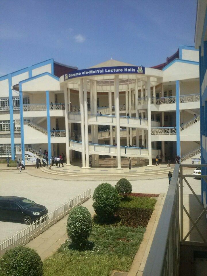 Kenyatta University-Main Campus in 2019 | Schools | University