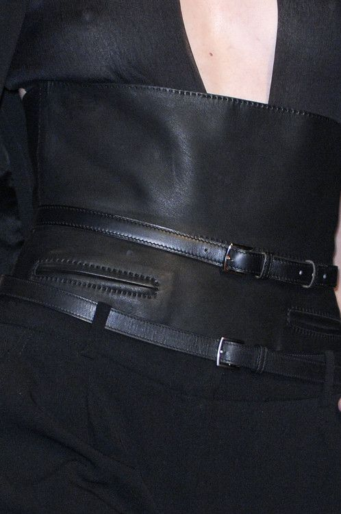 Little Hermès belt
