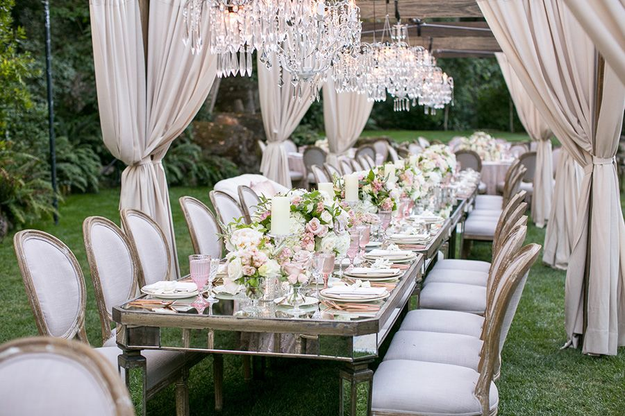 Fairytale Destination Wedding at Meadowood Napa Valley