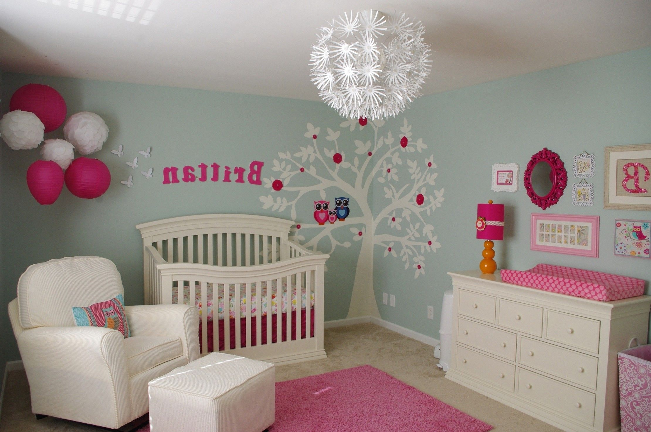 20 Outstanding Baby Room Ideas For Perfect Nursery Diy Baby Room