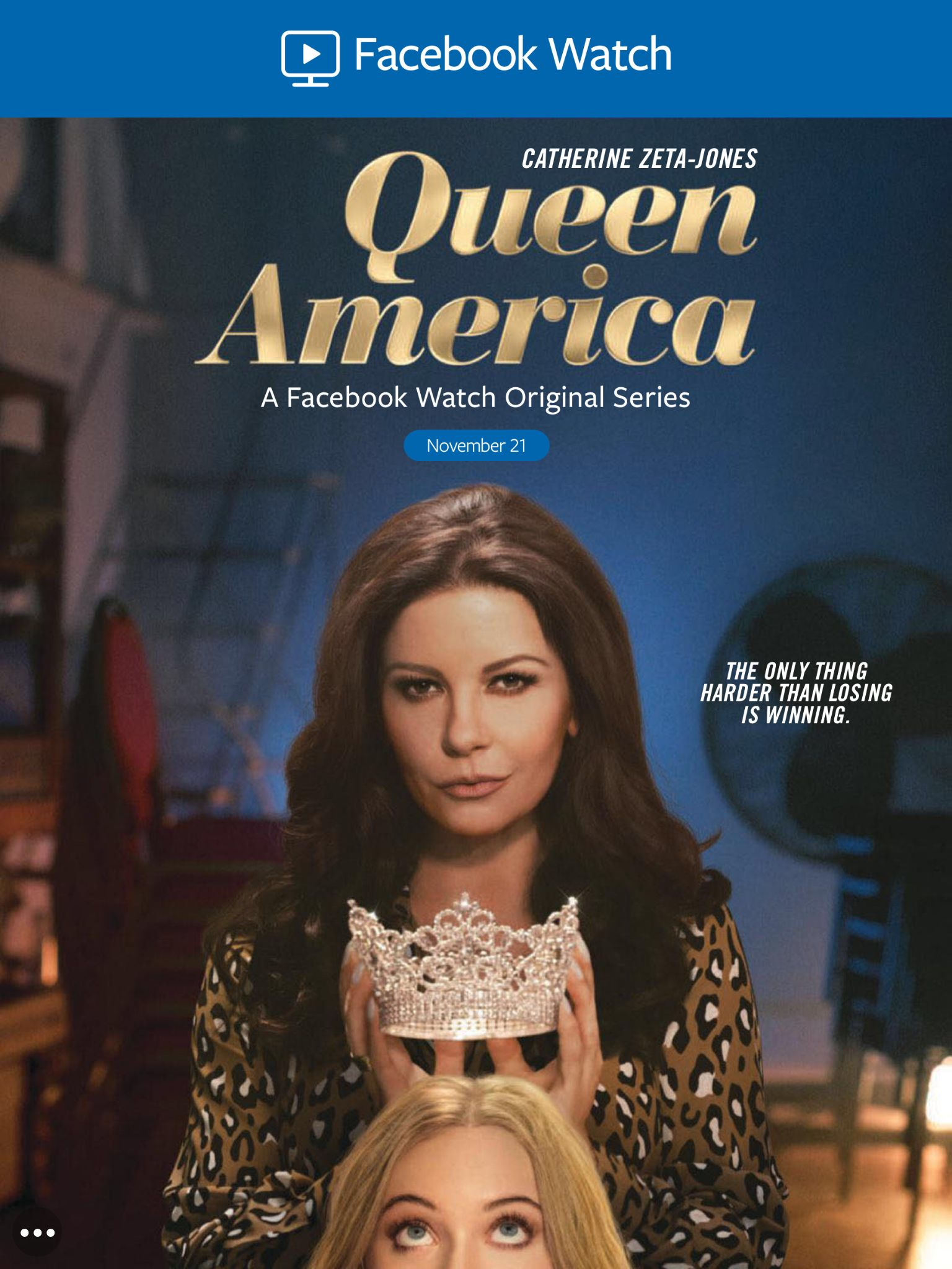 Queen America (11/21/18 - Netflix) | One Day - Movies & TV