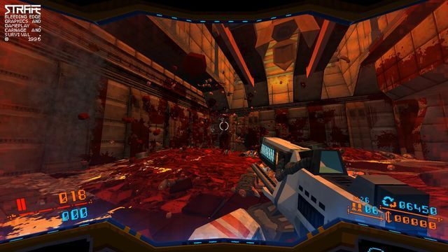 Retro shooter Strafe delayed to May