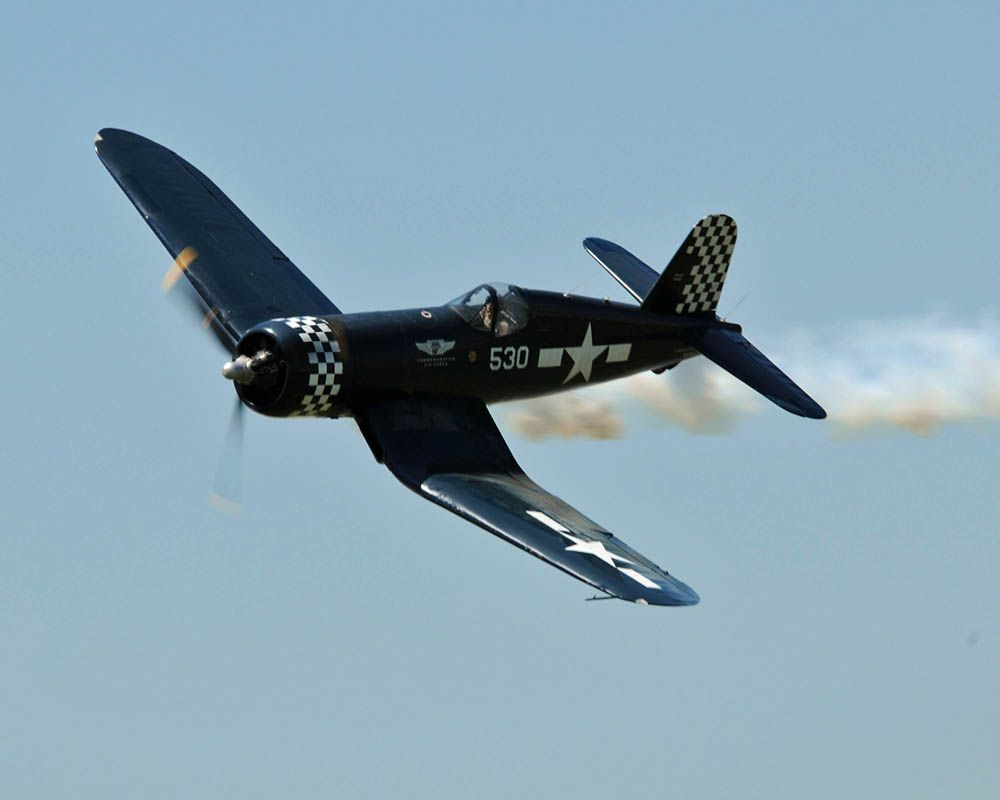 Corsair Wwii Plane Wwii Aircraft Wwii Airplane