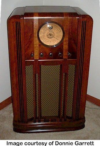 Silvertone 4485 1936 | Comparison in 2019 | Antique radio ...