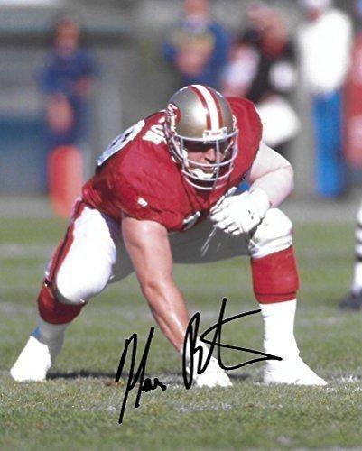 dfbc5fdbe56 Harris Barton, San Francisco 49ers, Niners, Signed, Autographed, 8x10  Photo, a COA with the Proof Photo of Harris Signing the Photo Will Be  Included