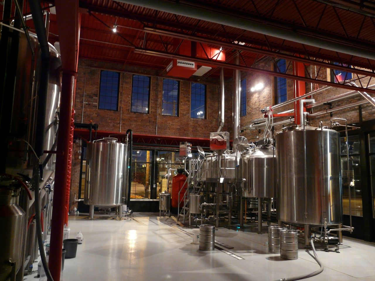 Brewery Interior Credit Mother Earth Brewing All