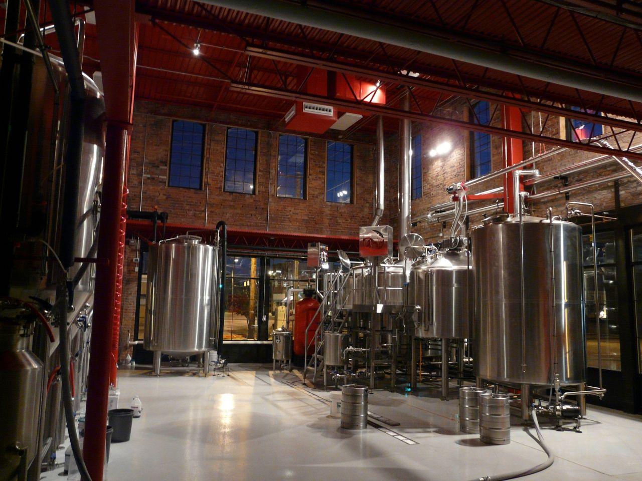 Brewery Interior On Pinterest