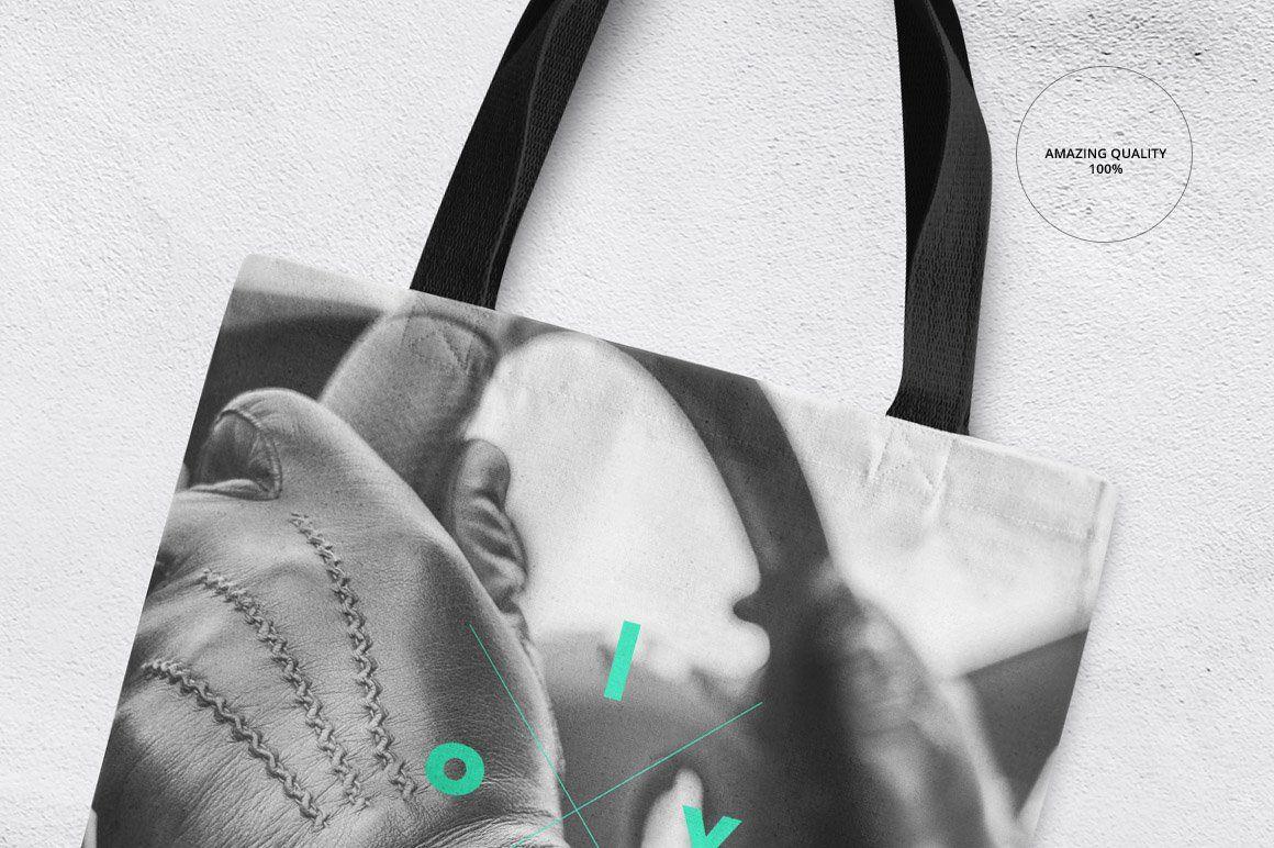 Download Shopper Canvas Bag Mockup Set Bag Mockup Canvas Bag Bags