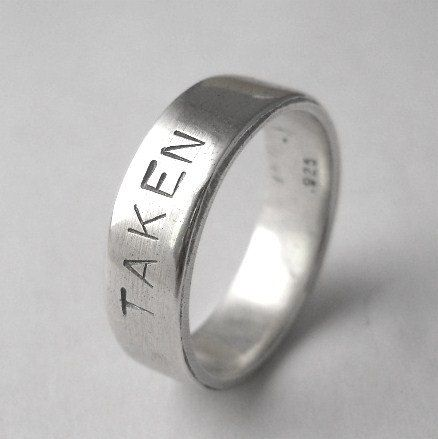 3f607fb5c6adf engagement ring ,sterling silver ring, mens ring, womens ring ...