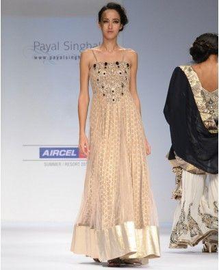 Payal Singhal. Beautiful, elegant outfit...