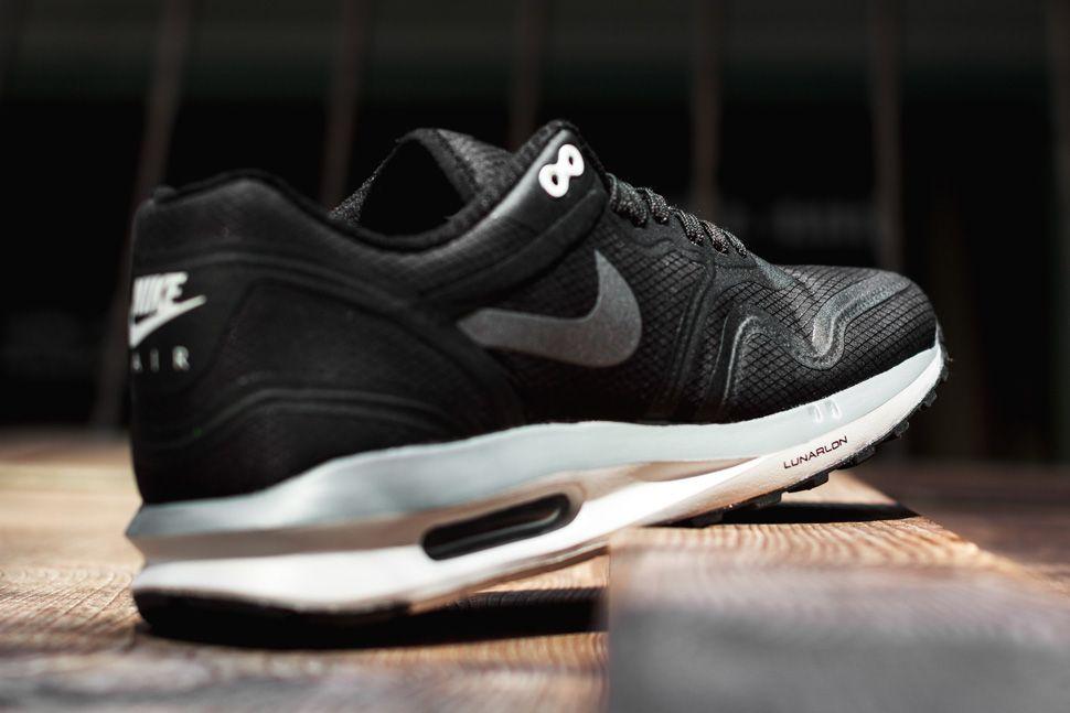 Nike Air Max Lunar1 WR Black & Cool Grey