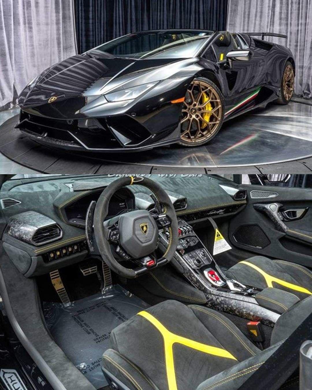 2018 Lamborghini Huracan Performante Spyder Engine 5 2l V10