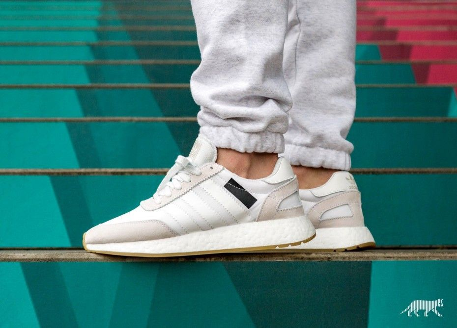 9168671d82654 adidas I-5923 Boost Crystal White in 2019 | Love adida kicks ...
