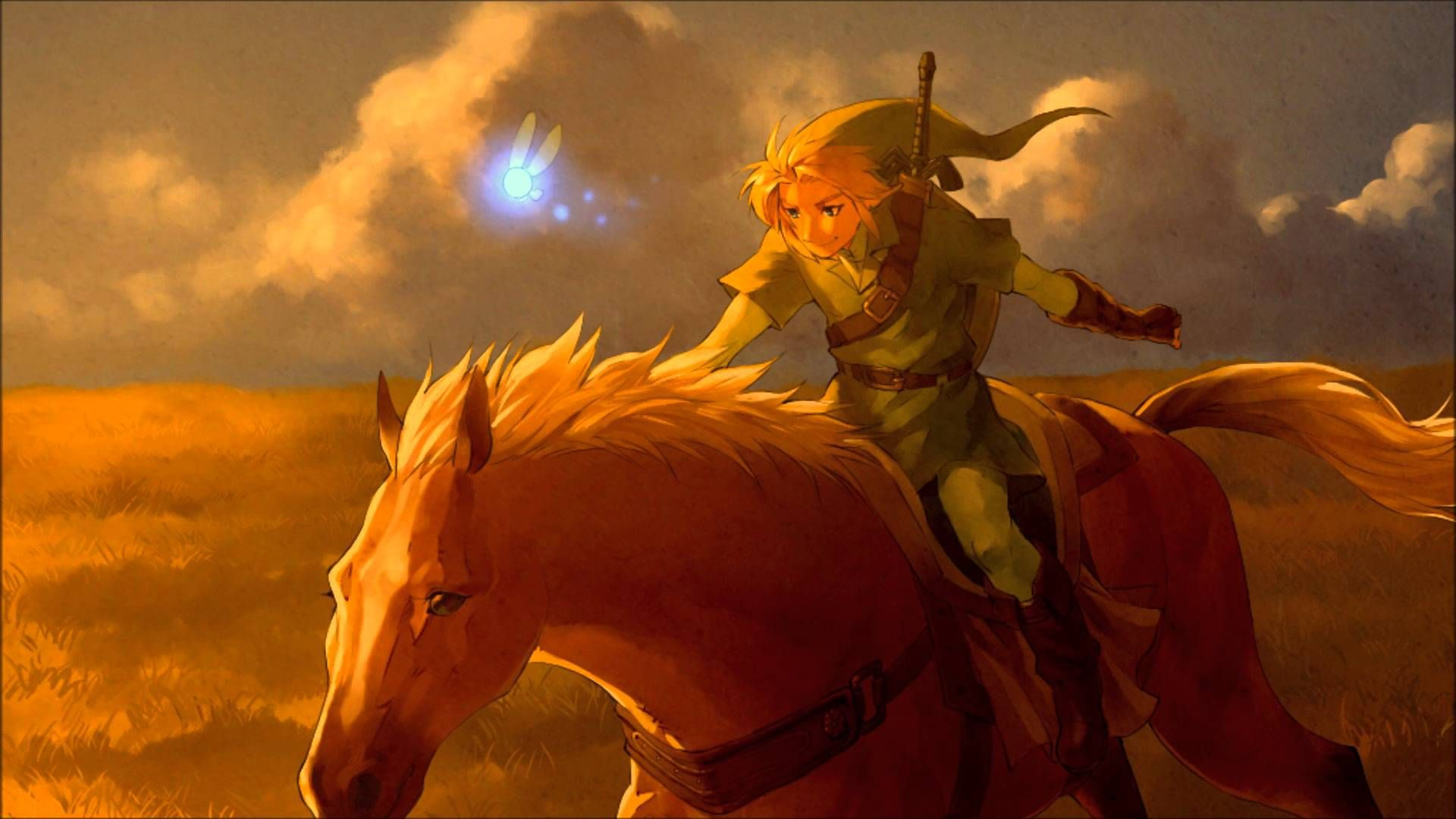 The Legend Of Zelda Ocarina Time Computer Wallpapers Desktop