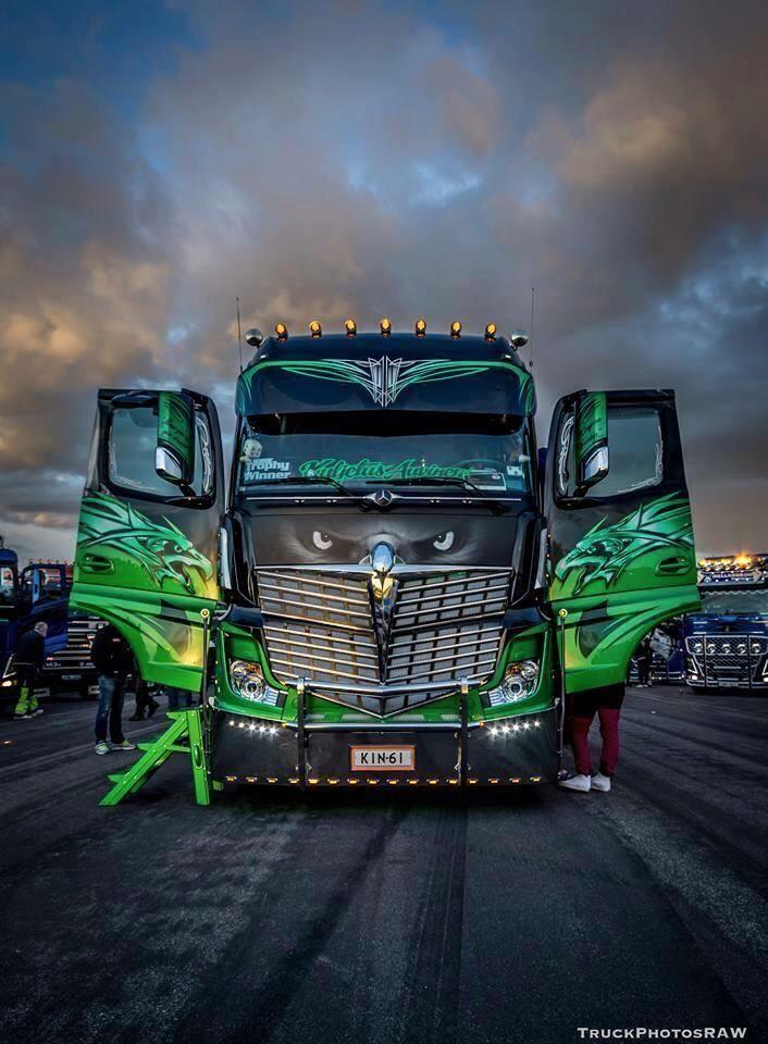 Son Camiones On Camiones Volvo