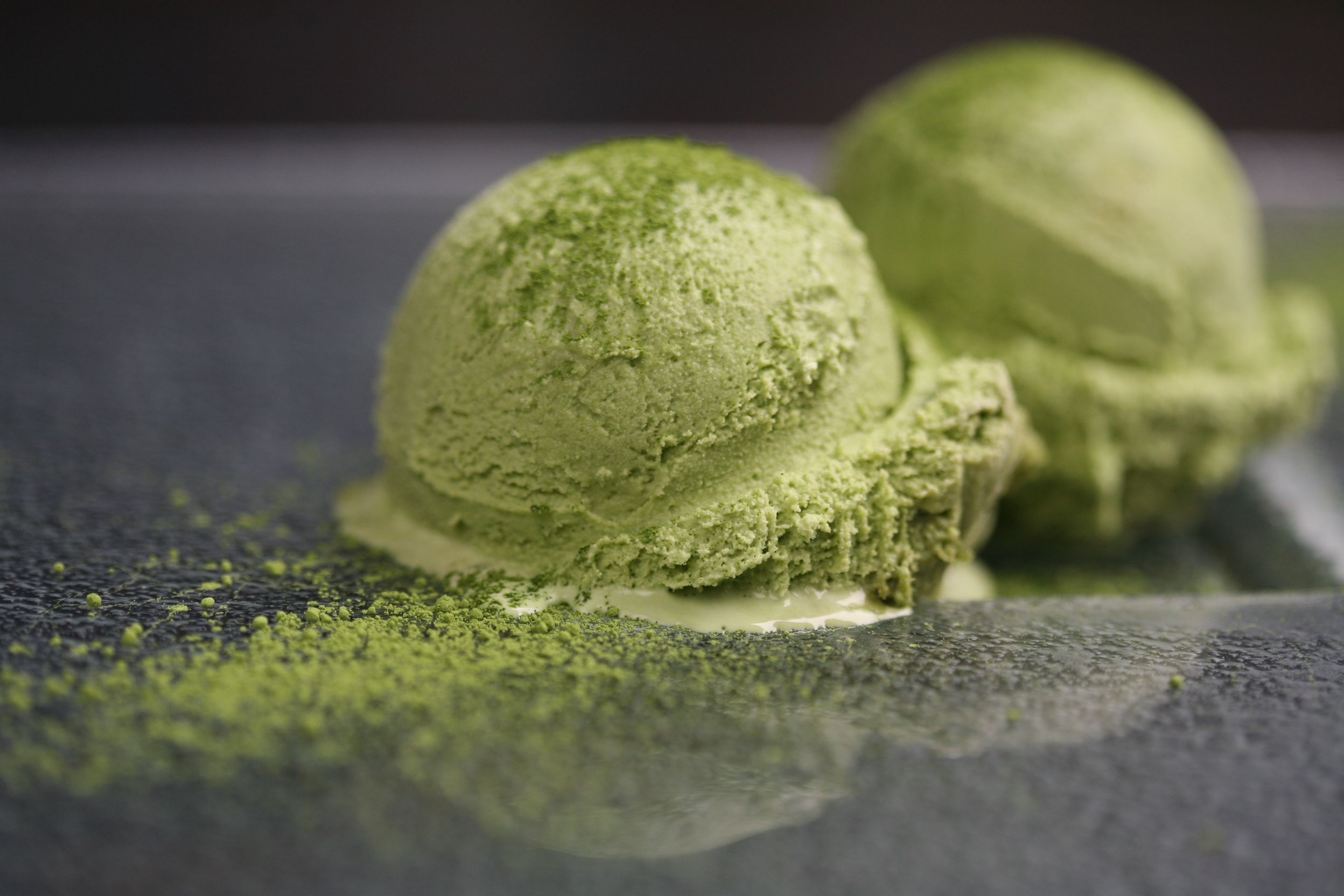 무이무이 녹차 아이스크림 -green tea ice cream