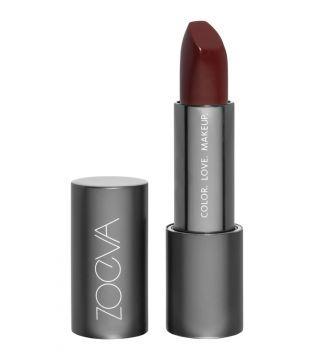 zoeva  luxe matte lipstick  05 deep impact  matte
