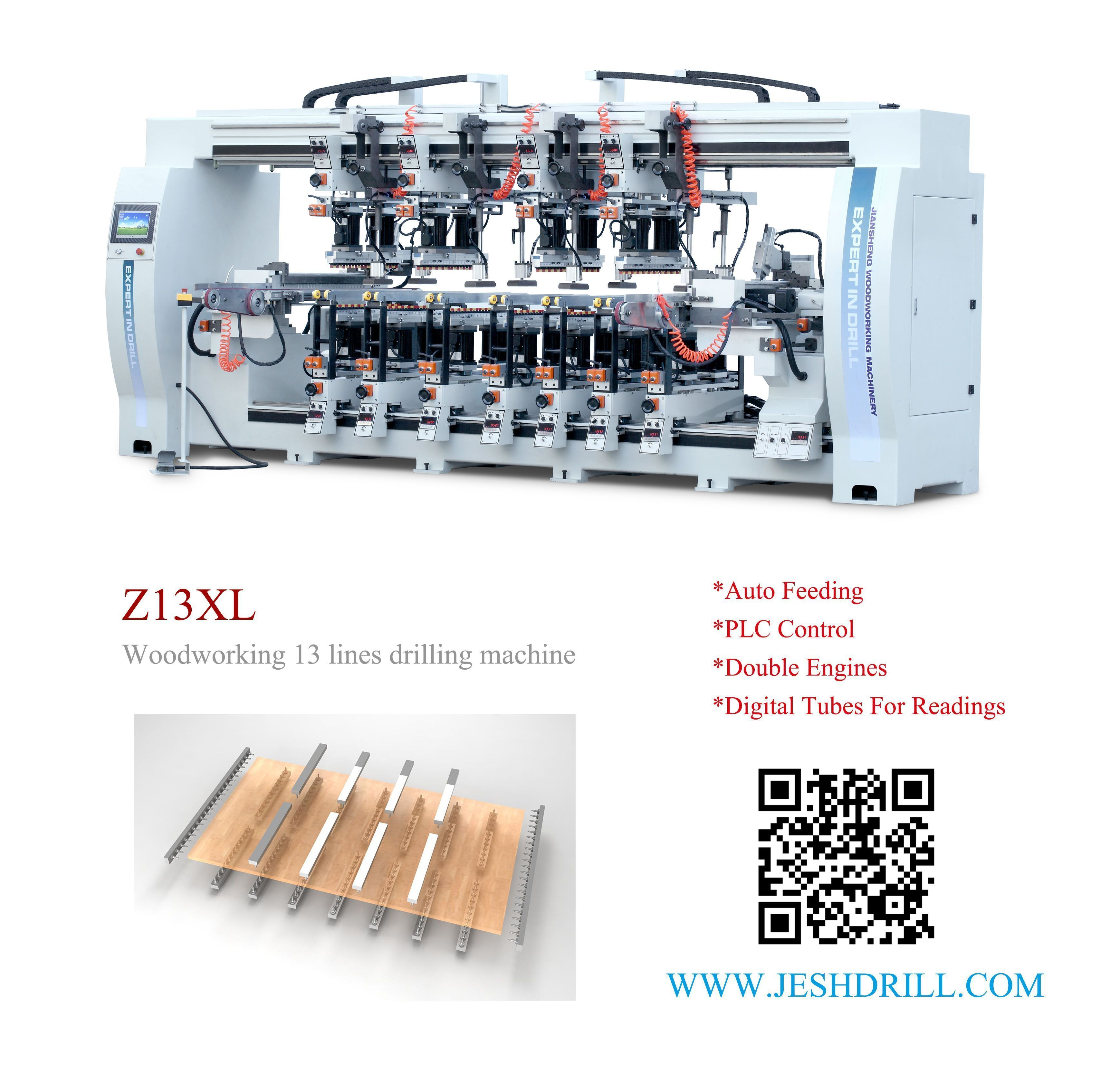 wood fast drilling machine with auto feeding ,more info in