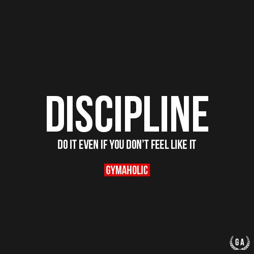 Discipline Even When You Feeling Like Quitting Or Giving In To Temptation Motivation Fitness Motivation Quotes Fitness Quotes Fitness Motivation