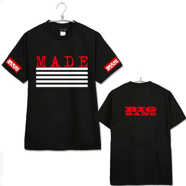 Big Bang Made T-shirt http://kpopmerchandiseworld.com/product/big ...