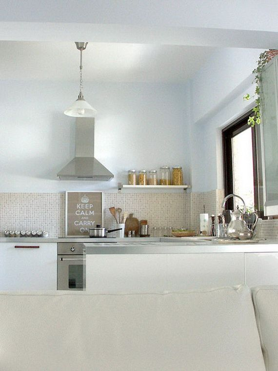 small kitchens stylish eve kitchen design ideas pictures designs ...