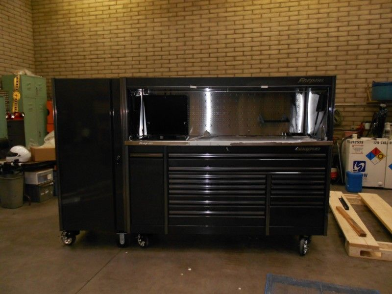 Man Cave Garage Journal : Snap on epiq? the garage journal board tool boxes and