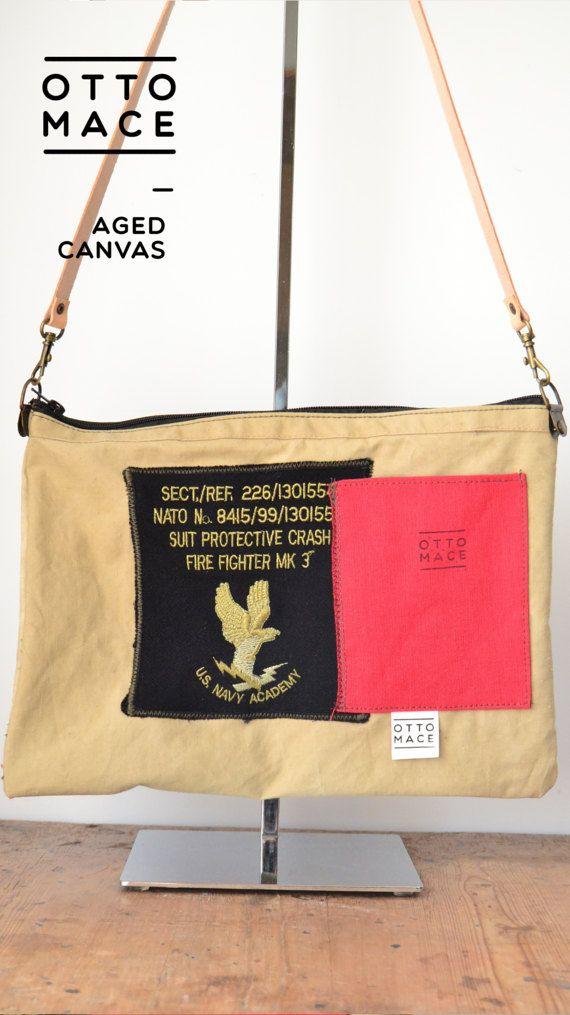 AGED Canvas Bag
