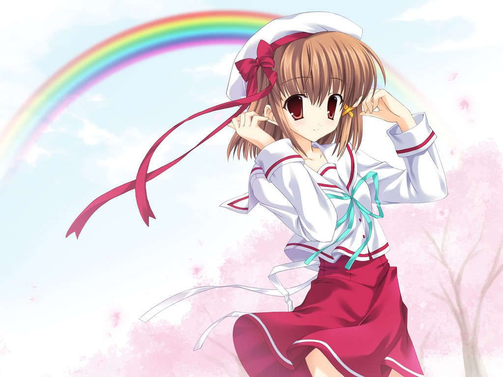 Animated girl wallpaper wallpapers for free download about